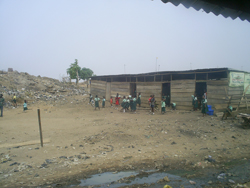 Abuja school in the slums of Nigeria