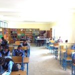Secondary school library